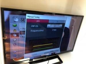 Manual Digital TV Tuning Sydney