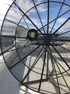 3m satellite dish LNB