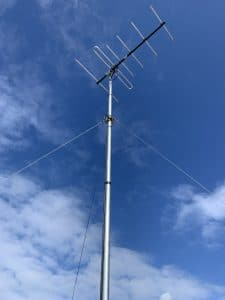 15ft Mast Installation Bondi - Antenna