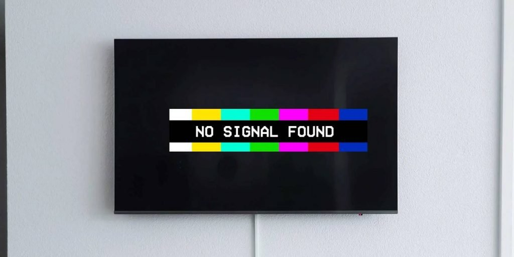 Current TV Reception Outages