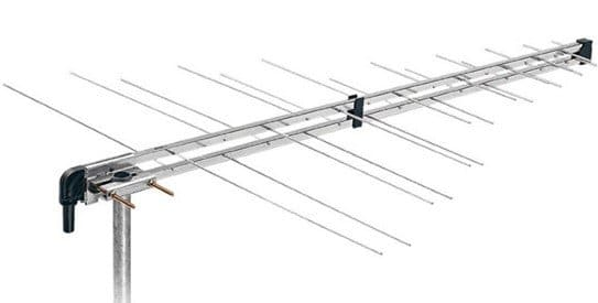 Log Periodic TV Antenna