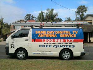 Same Day TV Antenna Man Van Resized