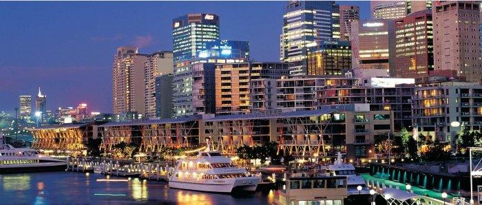 King St Wharf