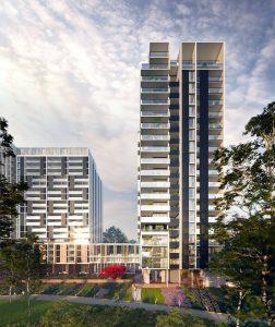 Macquarie Park Project